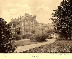 façade principale pf