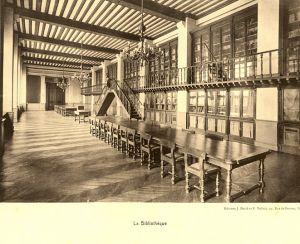 la bibliothèque pf