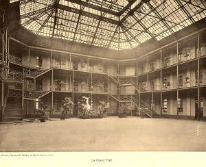 le grand hall pf